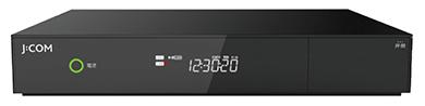 画像: 4K対応STB 4K J:COM Box