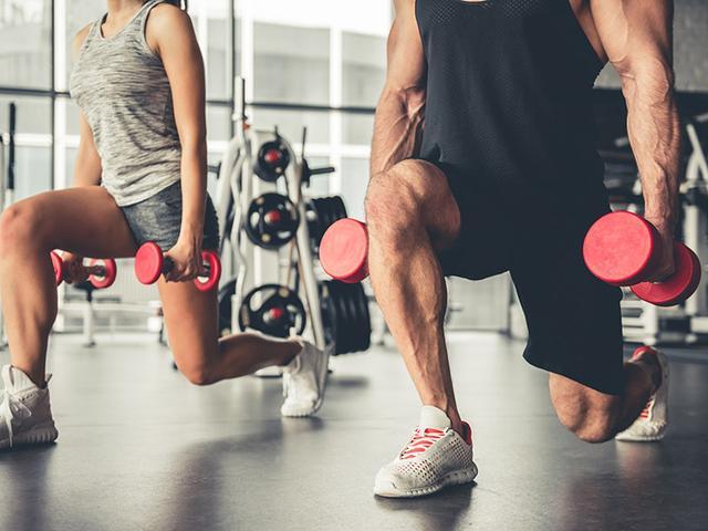 画像: 筋肉の「量」だけでなく「質」も測れる