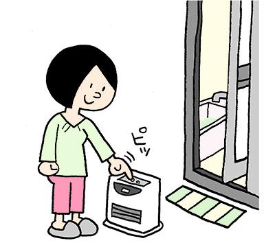 画像2: 【慢性心不全予備軍】高血圧や糖尿病の場合のお風呂の入り方