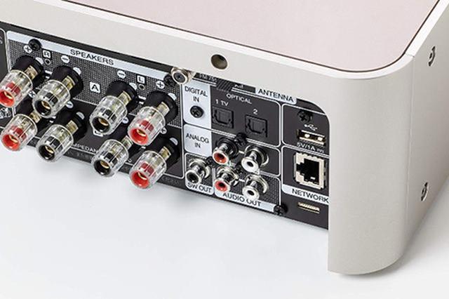 画像5: 【マランツ】人気CDレシーバーが M-CR612 に進化!音質もネットワーク機能も強化されたオールインワン