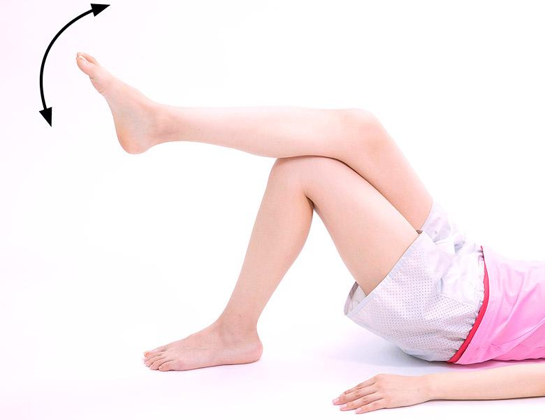 画像8: 【効果的な脚痩せ方法】お腹からマッサージするのがポイント。老廃物が流れやすくなりむくみも解消!