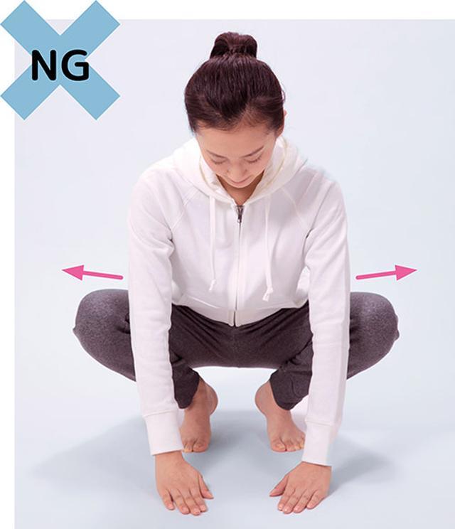画像6: 【前屈ができない】一瞬で柔らかくなる方法「魔法のストレッチ」のやり方
