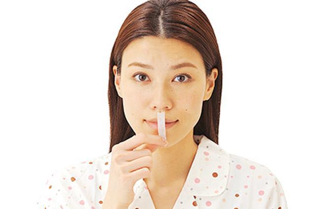 画像3: 睡眠不足は高血圧の原因に!口呼吸を直して血圧を下げる「口テープ」と「あいうべ体操」