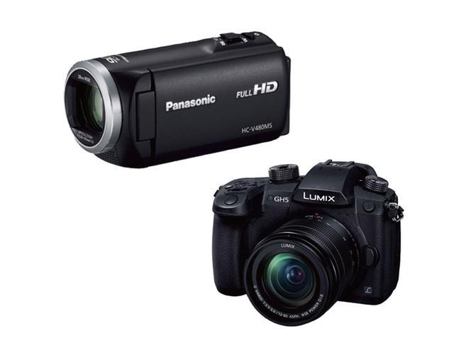 画像2: 目的に応じてビデオカメラとミラーレス一眼を使い分けよう