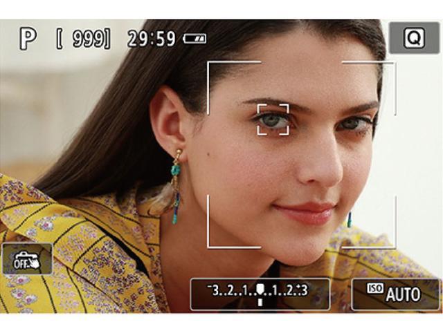 画像: 顔認識をさらに進化させ、瞳にピントを合わせる機能も流行している。機種によっては左右の瞳を選択することもできる。