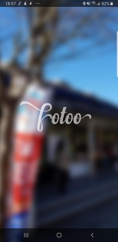 画像3: 「Fotoo」をインストールして初期設定をする