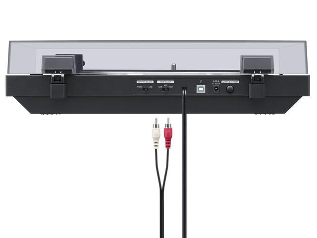 画像2: ブルートゥース送信機能を備えたワイヤレスレコードプレーヤー