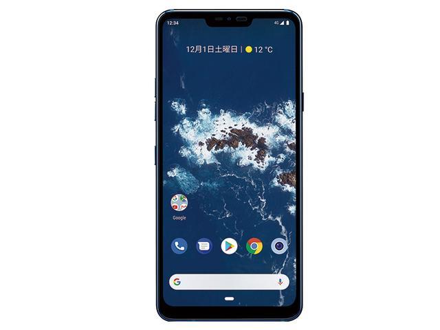 画像: LG Android One X5
