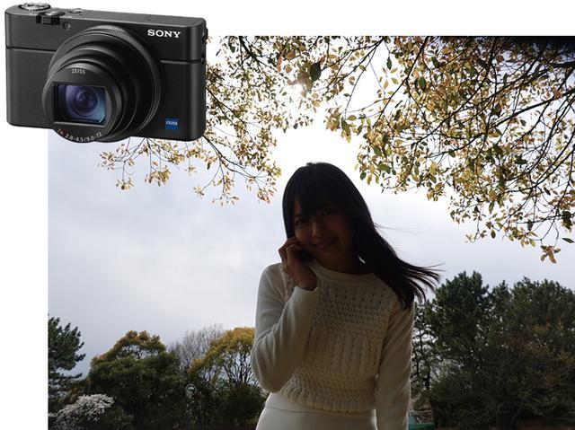 画像5: 【スマホカメラとコンデジの違い】背景ボケ・逆光に強いのはどっち?