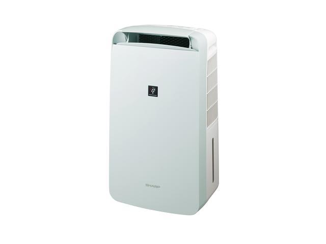 画像: 冷風機能で身の周りを涼しくする新型プラズマクラスター除湿機