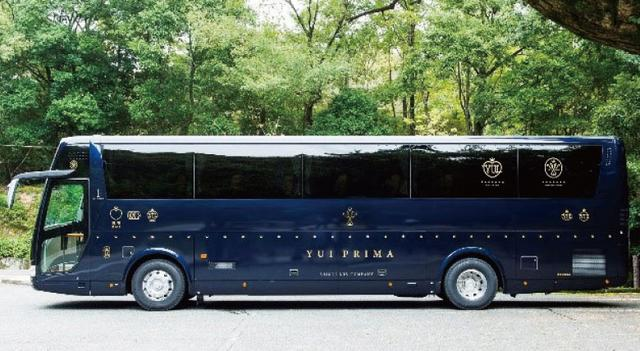 画像: ●最上級のバス旅を堪能できる