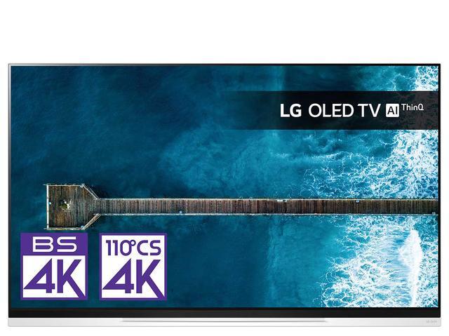 画像: LGエレクトロニクス OLED 55E9PJA