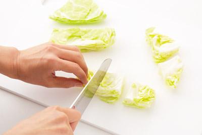 画像1: 【腎臓病の食事レシピ】カリウム制限に対応した「野菜の切り方」を伝授!