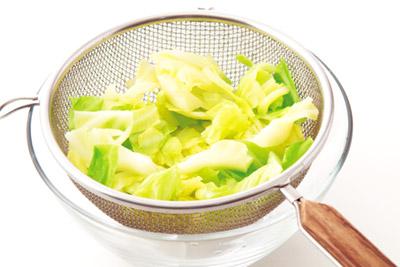画像5: 【腎臓病の食事レシピ】カリウム制限に対応した「野菜の切り方」を伝授!