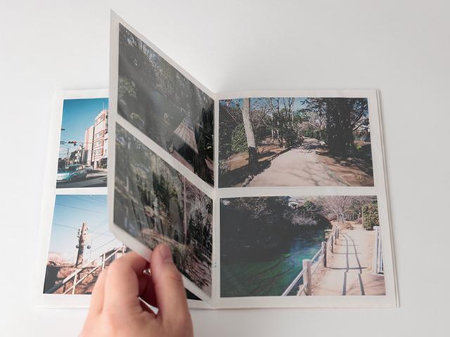 画像: ポケットアルバムも、定期的に開いて、閲覧する必要がある。