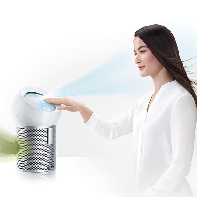 画像1: 空気清浄機能がついたサーキュレーター! ダイソン Pure Cool Me(ピュアクールミー)