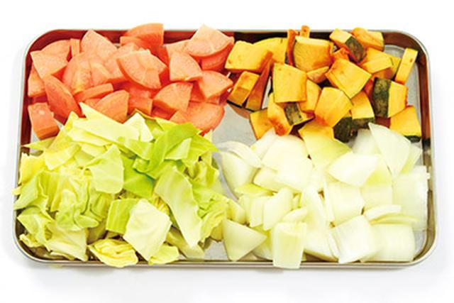 画像3: 【ファイトケミカルスープとは?】医師が考案した「4種の野菜入りスープ」の作り方