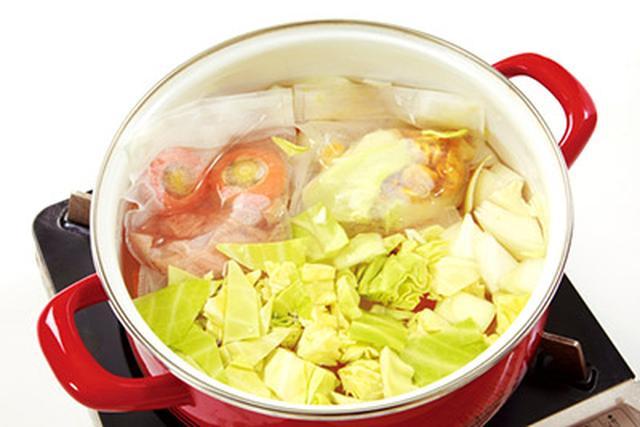 画像6: 【ファイトケミカルスープとは?】医師が考案した「4種の野菜入りスープ」の作り方