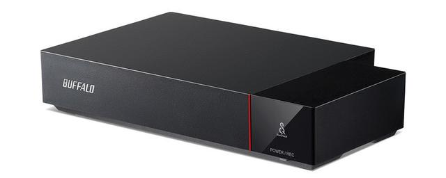 画像: BUFFALO SeeQVault対応 外付けHDD 4TB HDV-SQ4.0U3/VC