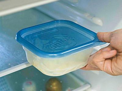 画像: ❸ よく混ぜたら、ふたをして冷蔵庫に保存。4日以内には食べ切る tokusengai.com