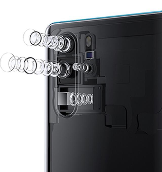 画像: Leicaクアッドカメラの世界。4000万画素の超高解像度メインカメラに加え、2000万画素の超広角カメラ、光学5倍の望遠カメラ、ToFカメラ1 をシーンに応じて組み合わせ。