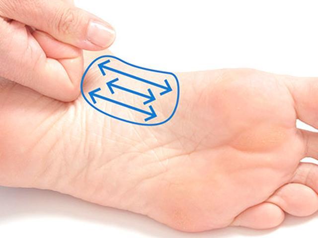 画像20: 【足裏の反射区】症状別「足の裏もみ」のやり方 心の痛みに気づいてあげることが大切