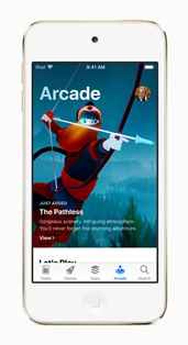 画像: Apple Arcadeは今秋開始予定 www.apple.com