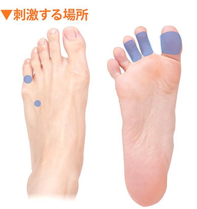 画像39: 【足裏の反射区】症状別「足の裏もみ」のやり方 心の痛みに気づいてあげることが大切