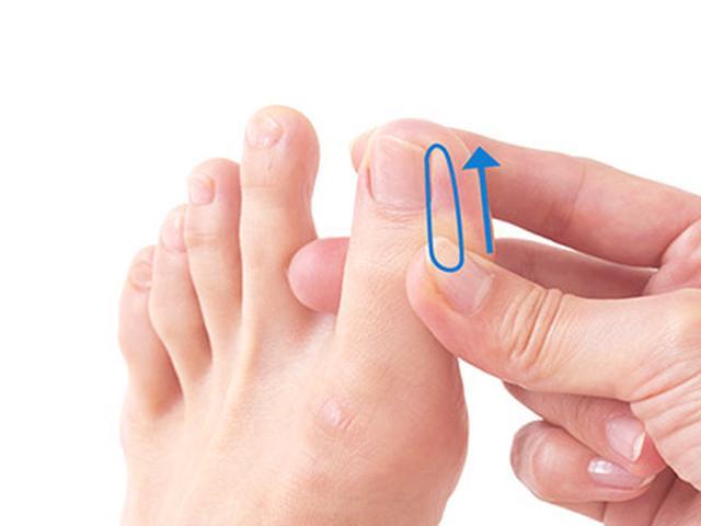 画像33: 【足裏の反射区】症状別「足の裏もみ」のやり方 心の痛みに気づいてあげることが大切