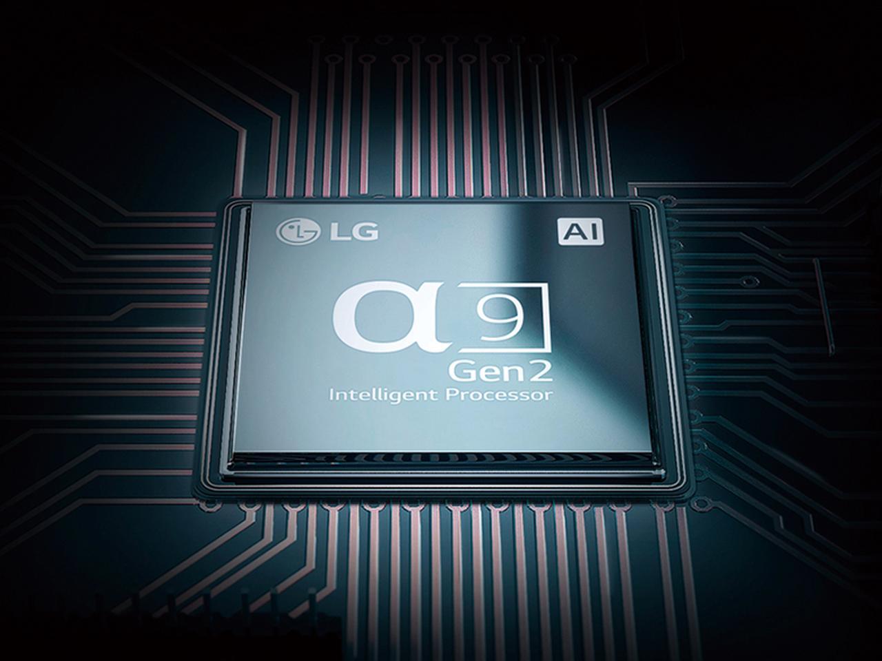 画像: 映像エンジン「α9プロセッサー」の進化版「α9 Gen2」。ハードウエアはα9と同等だが、より高度な使いこなしによって画質、機能性を向上させた。