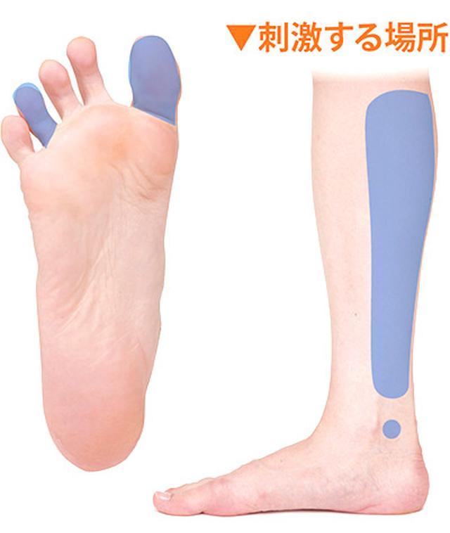 画像14: 【足裏の反射区】症状別「足の裏もみ」のやり方 心の痛みに気づいてあげることが大切