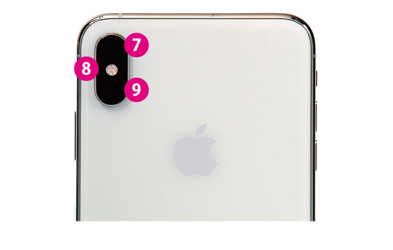画像2: 【iPhone&Android比較】各部の名称は?スマホの外観をチェックしよう