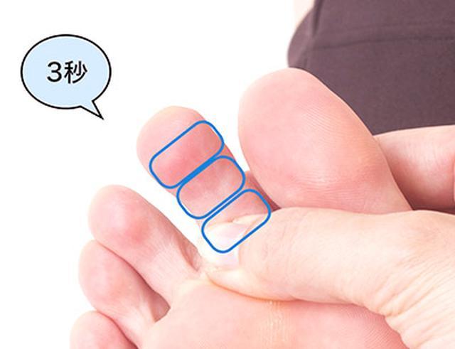 画像35: 【足裏の反射区】症状別「足の裏もみ」のやり方 心の痛みに気づいてあげることが大切
