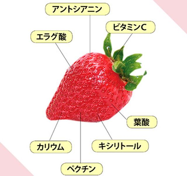 画像2: 【栄養に違い】イチゴの選び方・洗い方・切り方「いちご酢」は牛乳で割るのがおすすめ