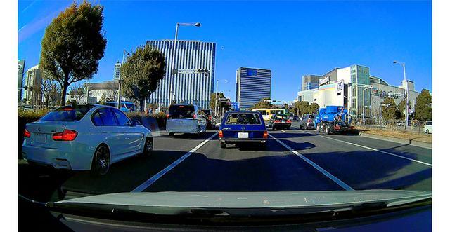 画像: 隅々まで鮮明な映像を見せてくれる。ドライブの思い出として残すにも、満足できるクオリティといえるだろう。