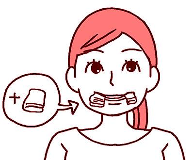 画像6: 【顎関節症の症状】口が開かない・音がする・痛いを改善!早めの対処に「コットン嚙み」がおすすめ