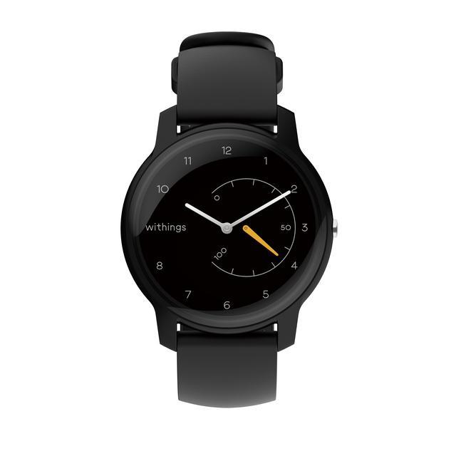画像1: アナログ時計のように装着できる便利で多機能なスマートウオッチ