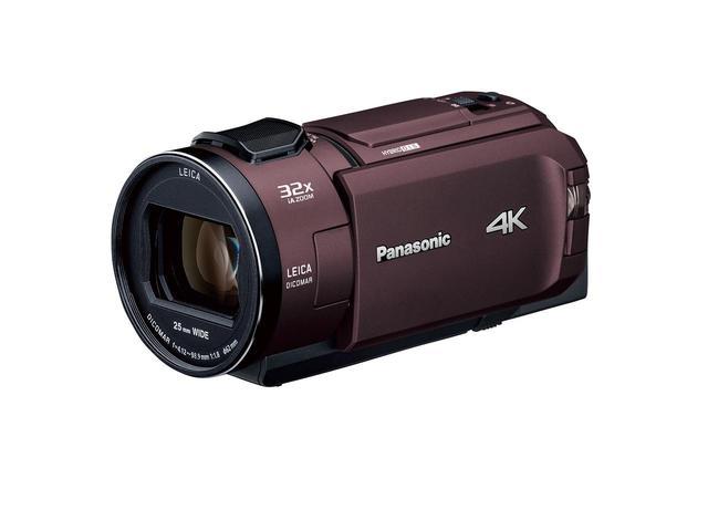 画像1: 【4Kビデオカメラ】パナソニックの「WX2M」は広角25ミリからの光学24倍ズーム 美しい4K映像を撮影