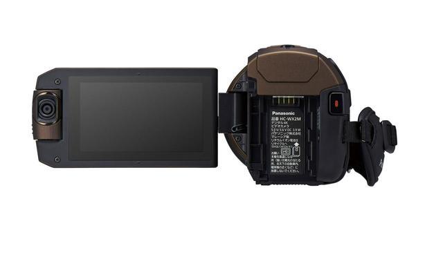 画像2: 【4Kビデオカメラ】パナソニックの「WX2M」は広角25ミリからの光学24倍ズーム 美しい4K映像を撮影