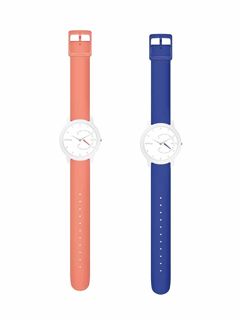 画像2: アナログ時計のように装着できる便利で多機能なスマートウオッチ
