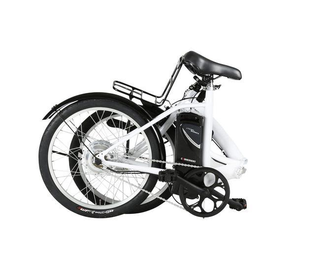 画像2: 【折りたたみ式】電動アシスト自転車(20インチ) ジック「TRANS MOBILLY CONVENIENT」