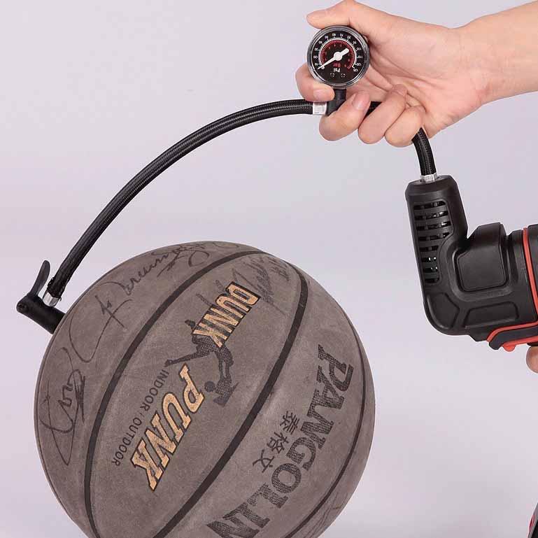 画像1: 【自転車やボールの空気入れに】ブラックアンドデッカーの多機能電動工具「マルチエボシリーズ」