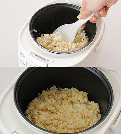 画像2: 米麹で作る【玄米甘酒の作り方】酵素がたっぷり ビタミンや乳酸菌が豊富で病院食に最適