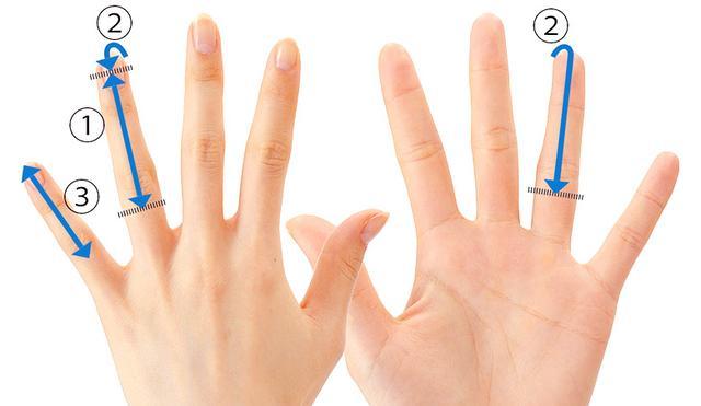 画像: 「薬指テープ」のやり方
