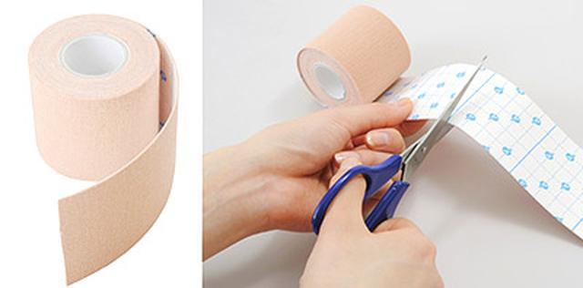 画像8: テープの貼り方