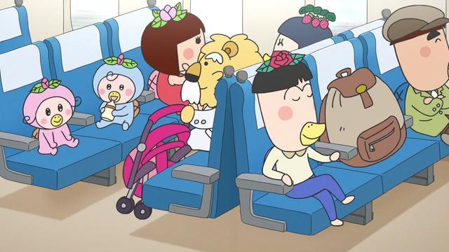 画像: 東海道新幹線 ファミリー車両で行こう!サイト公開オリジナルアニメ youtu.be
