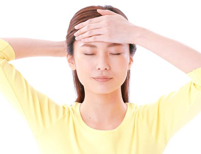 画像1: 「頭の手のひらサンド」で自己治癒力アップ!