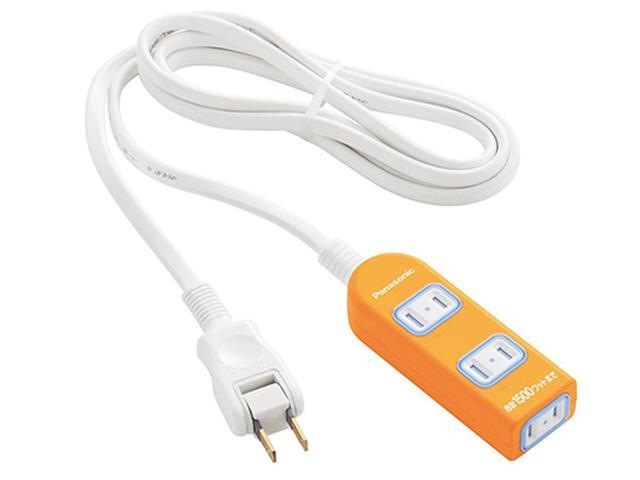 画像3: 【電源タップ・コンセントタップの正しい使い方】仕様や寿命のチェック方法&おすすめ商品をピックアップ