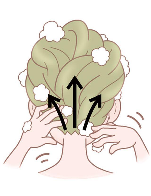画像7: 【髪の洗い方】変えるだけで白髪や薄毛を防ぐ美容師考案の「シャンプー方法」