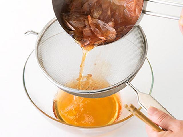 画像7: 【玉ねぎの皮レシピ】有効成分は中身の30倍!皮の粉・煮汁の作り方 めちゃ旨&お手軽アレンジ料理を大公開